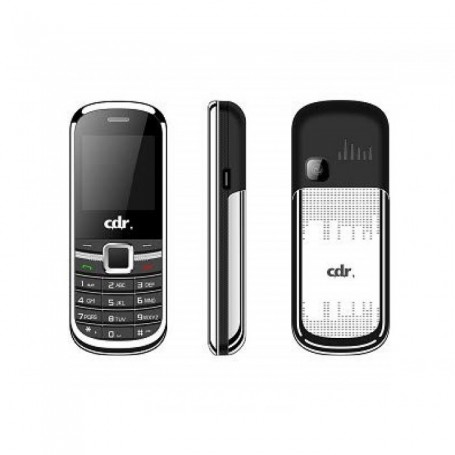 Cdr Mf01 Pocket Mini Phone Dual Sim Black