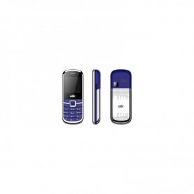 Cdr Mf01 Pocket Mini Phone Dual Sim  Blue